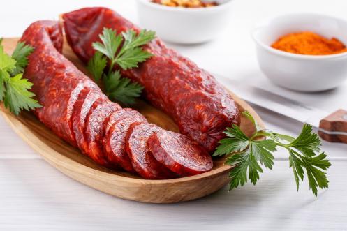 Hungarian Paprika Sausage