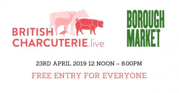 British Charcuterie at Borough Market 2019