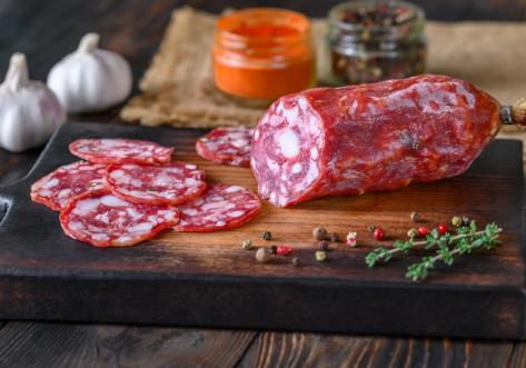 Italian Style Parmanello Salami