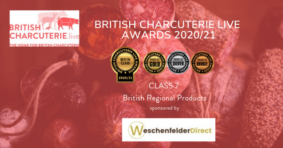 British Charcuterie Awards 2020/2021