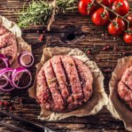 Organic Burger Mixes