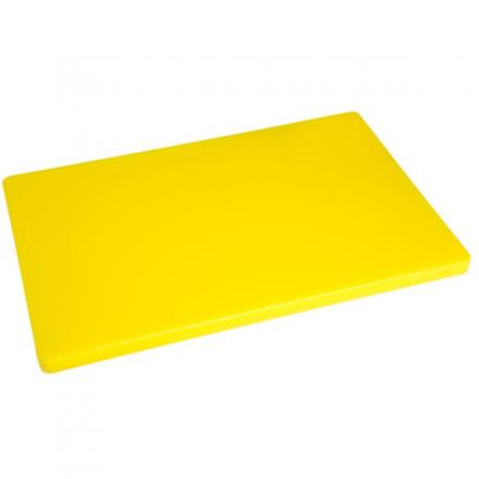 Hygiplas High Density Chopping Board (Yellow)
