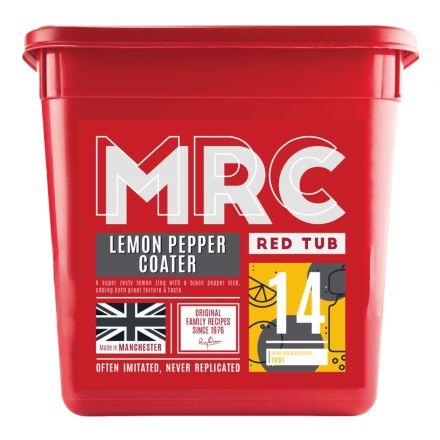 MRC Lemon Pepper Coater 2.5kg