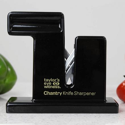 Black Chantry Knife Sharpener