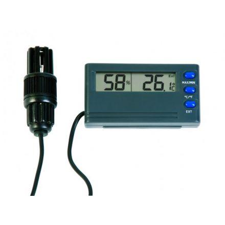 Therma-Hygrometer Humidity Monitor +/-3%