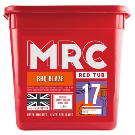 MRC BBQ Glaze 2.5kg