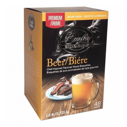 Beer Flavour Wood Bisquettes
