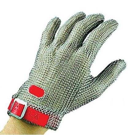 Chainmail 5 Finger Protective Glove