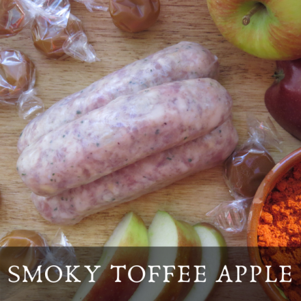 Leonards Smoky Toffee Apple Complete Mix (Trade Pack)