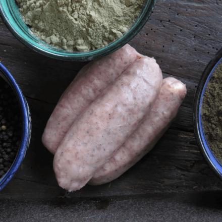 Cracked Black Pepper Complete Sausage Mix