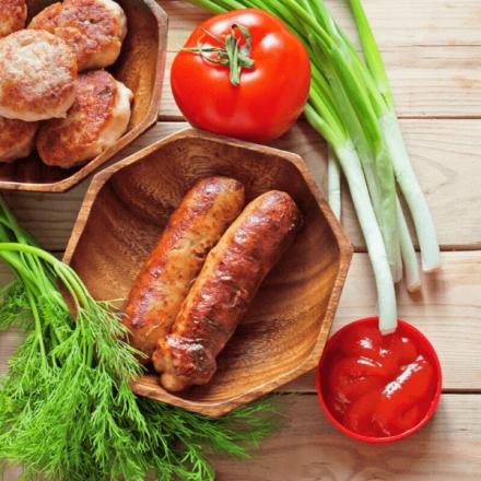Pork, Ginger & Spring Onion Seasoning
