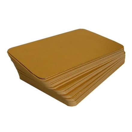 Gold Silver Board 135 x 200 600GSM (X100) (OUT OF STOCK)