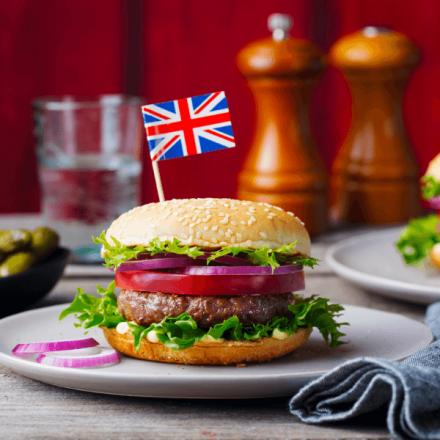 Jubilee Burger Mix
