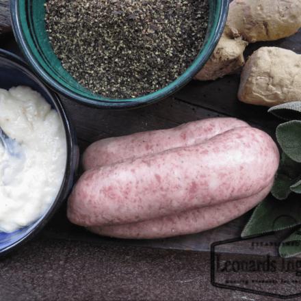 Leonards Beef & Horseradish