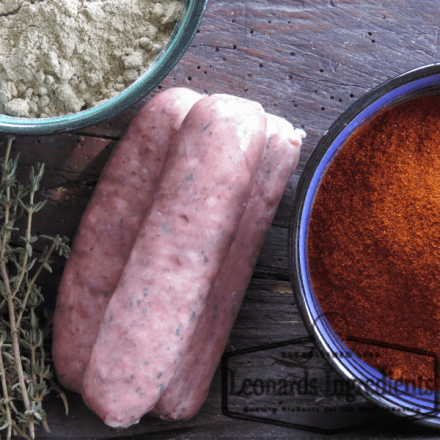 Leonards Game Complete Sausage Mix (Trade Pack)