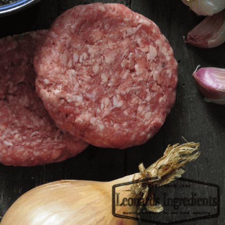 Leonards Gluten Free Beef and Onion Burger Mix (Trade Pack)