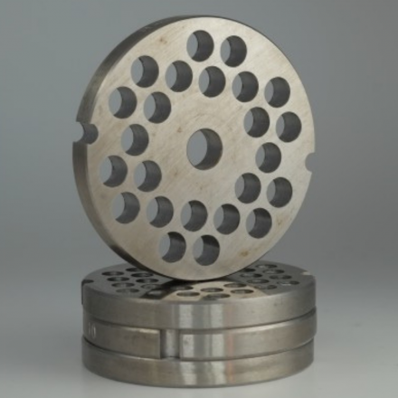 1 x no12 stainless steel mincer plate