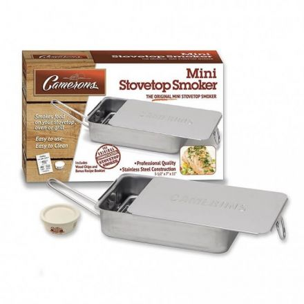 Camerons Gourmet Mini Stovetop Smoker
