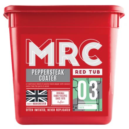 MRC PepperSteak Coater 2.5kg