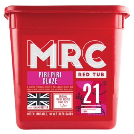 MRC Piri Piri Glaze 2.5kg