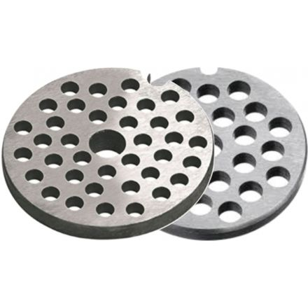 No.22 Stainless Steel Mincer Plate