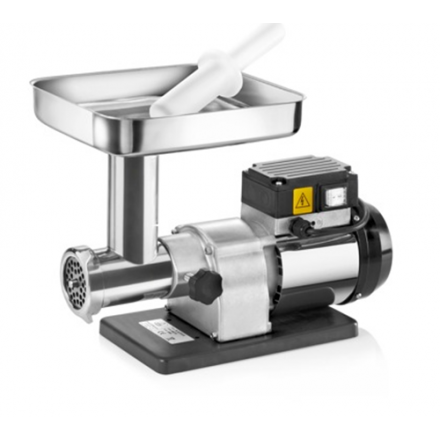 Inox No.8 Stainless Steel Electric Mincer 220/50