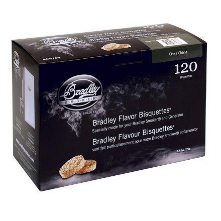Oak Flavour Wood Bisquettes (120 pack)