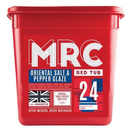 MRC Oriental Salt & Pepper Glaze 2.5kg