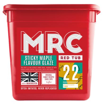 MRC Sticky Maple Glaze 2.5kg