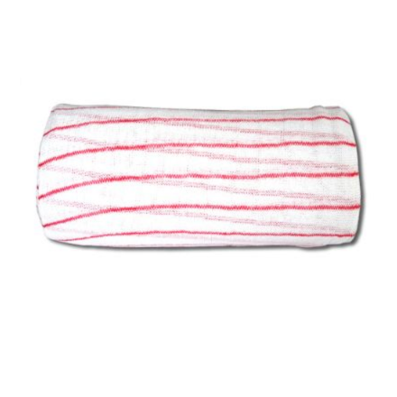 Red & White Muslin Cloth/Stockinette