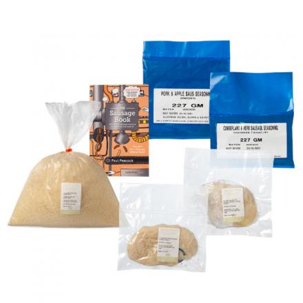 Weschenfelder Starter Sausage Pack