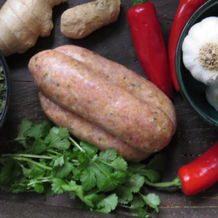Thai Complete Sausage Mix