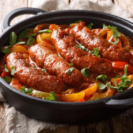 Tomato Sausage Seasoning