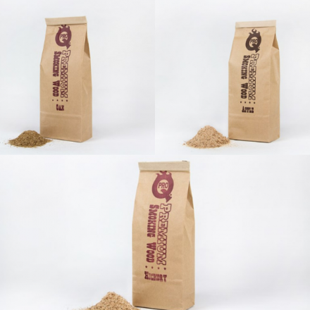 ProQ Wood Dust Variety Pack