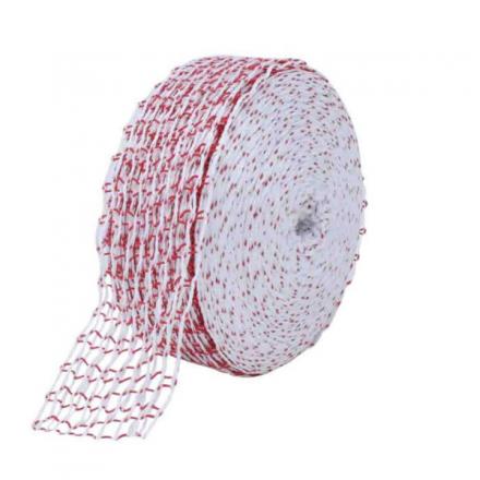 Butchers Red/White Standard Netting
