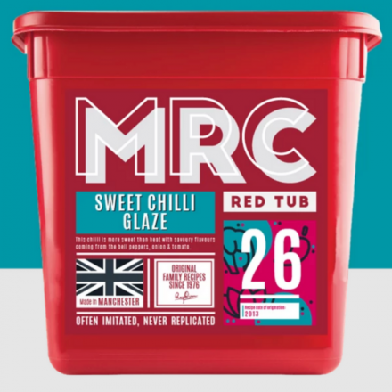 MRC Sweet Chilli Glaze MRC (2.5kg)