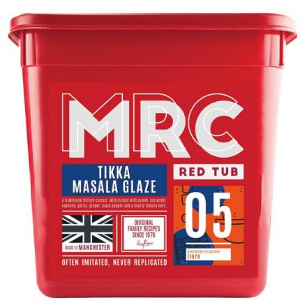 MRC Tikka Masala Glaze (2.5kg)