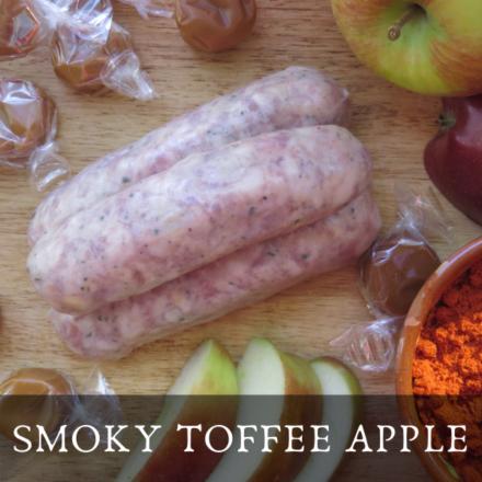 Leonards Gourmet Smoky Toffee Apple Complete Mix 680g