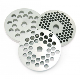 No.8 Stainless Steel Mincer Plate